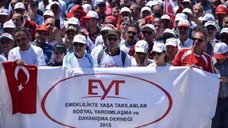 """AK Parti'de EYT hazırlığı! """"Erdoğan EYT kozunu sunacak"""""""