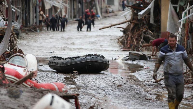 Gönül Boran Özüpak'tan sel mağdurlarına 'Taziye' mesajı
