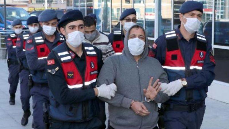 DEAŞ'ın Rakka Emiri'ne 8 yıl 9 ay ceza verildi!