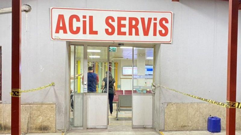 İzmir'de hastane önüne bırakılan kız kurtarılamadı!