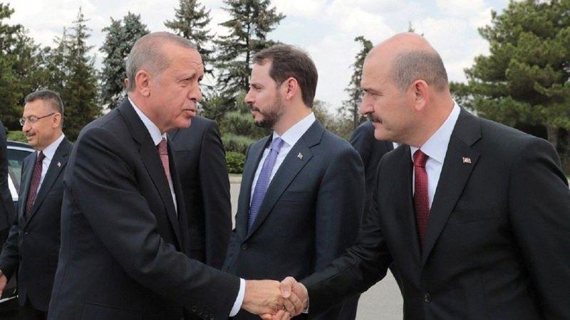 Erdoğan Soylu'nun adamlarını görevden aldı!