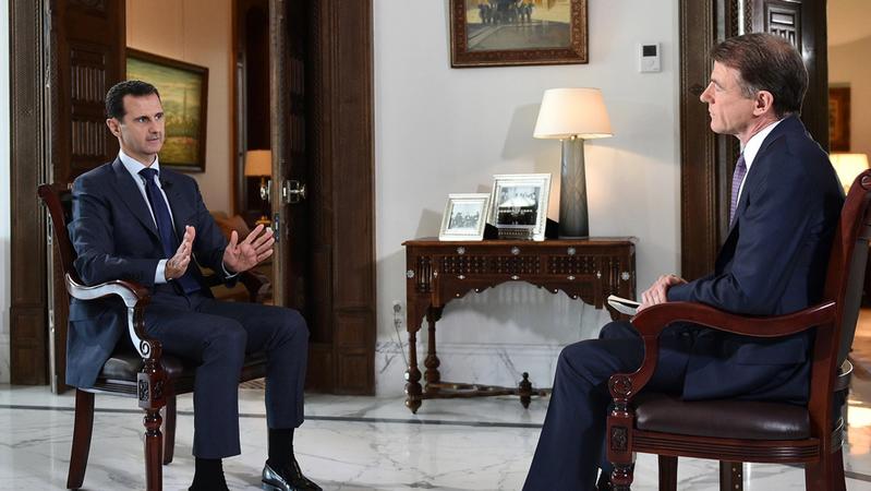 Esad tüm Suriyelileri geri çağırdı! Genel af ilan edildi