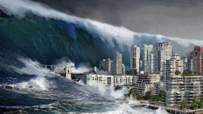 NASA uyardı, 2030 yılında dev tsunamiler yaşayabiliriz