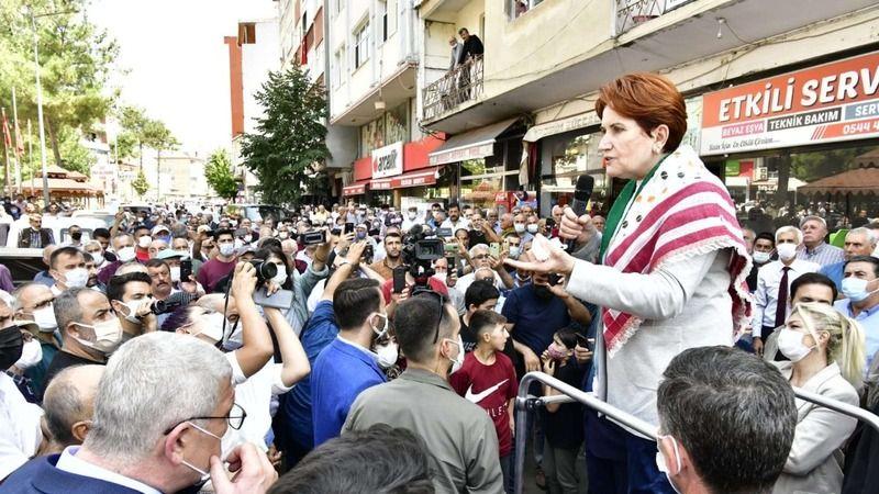 Meral Akşener'den çalışanlara 3600 ek gösterge sözü!