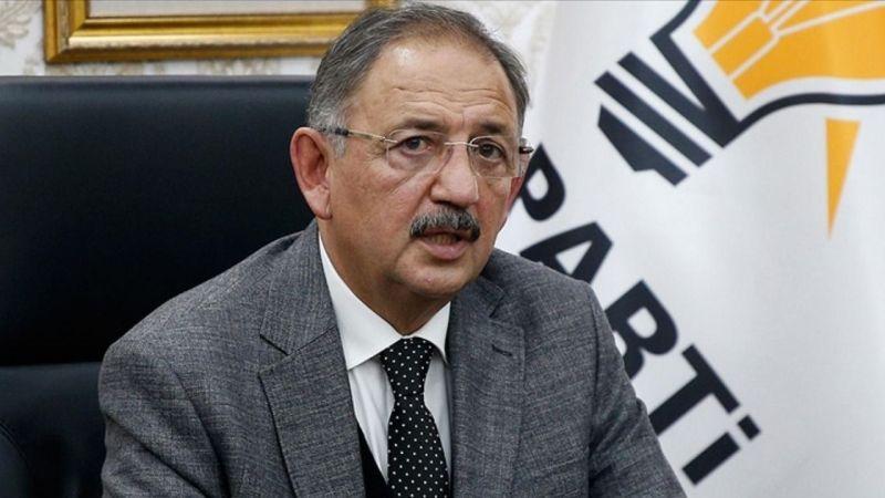 Mehmet Özhaseki'den ikinci göçmen açıklaması! Afganlar…
