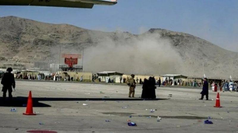 Afganistan'da art arda patlamalar, 100'e yakın ölü