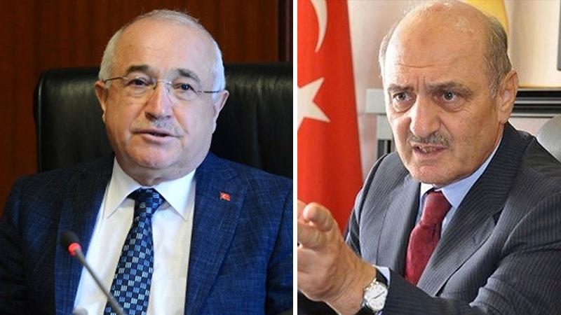 """Erdoğan Bayraktar ve Cemil Çiçek kavgasında son gelişme! """"Ayıptır…"""""""