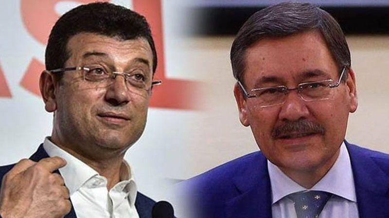 Melih Gökçek'in kanalından Ekrem İmamoğlu'na destek!