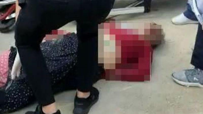 Hastane önünde yaralanan kadına ambulans çağırdılar, kadın öldü