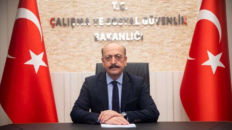 Çalışma Bakanı Bilgin'e EYT önergesi