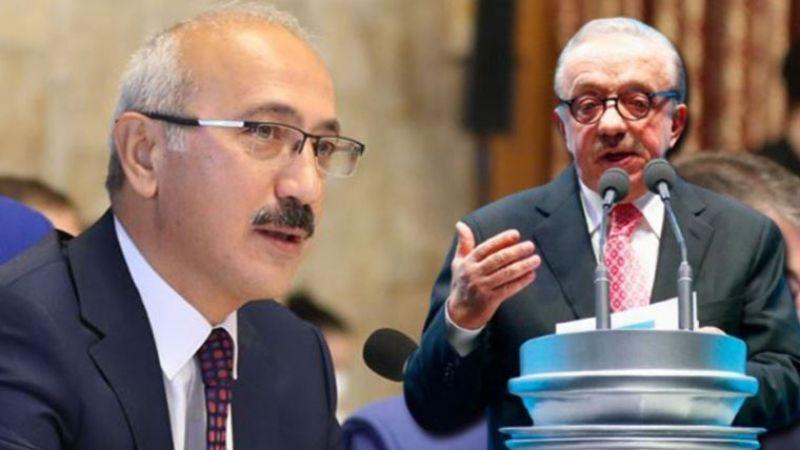 Bakan Elvan'a 1,6 milyarlık Cengiz Holding sorusu