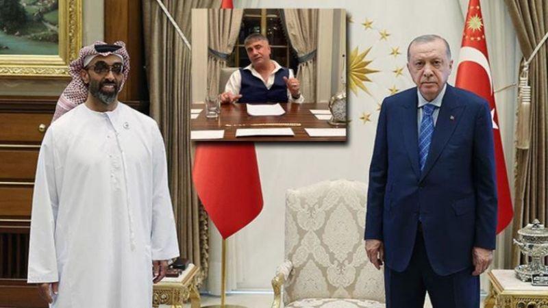 Kritik görüşmede Sedat Peker ayrıntısı!
