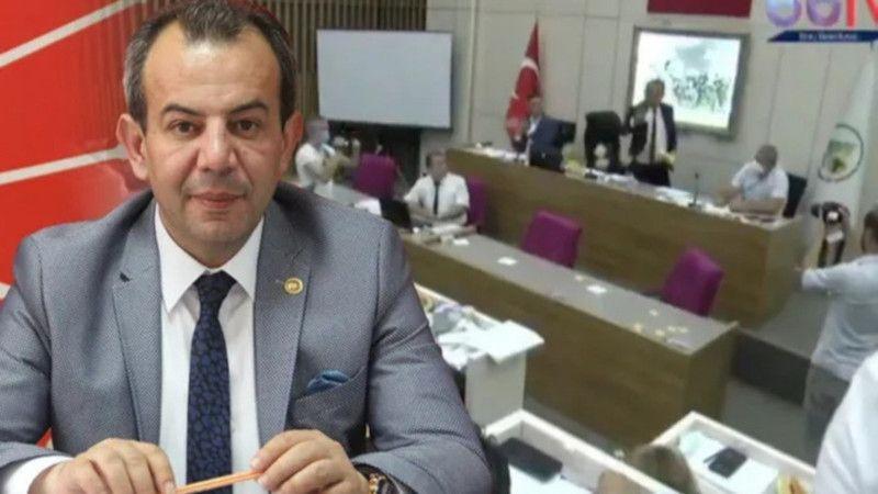 Disipline sevk edilen Tanju Özcan konuştu! Partiden istifa edecek mi?