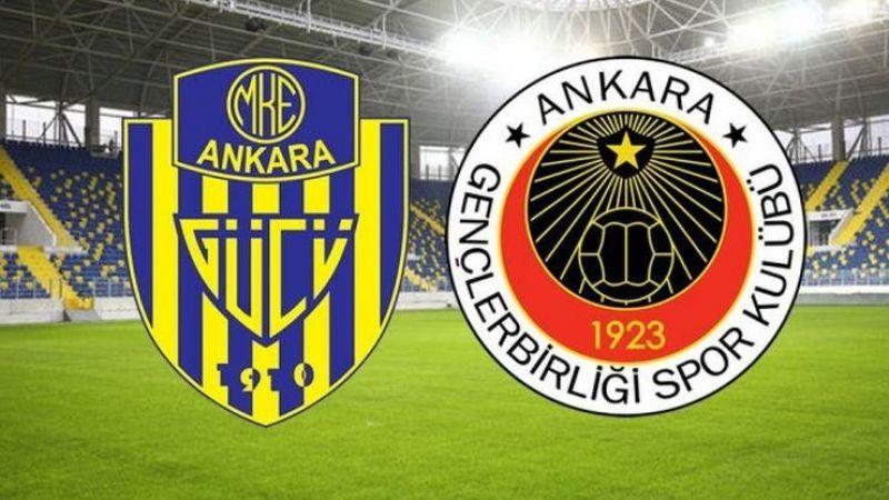 Ankara derbisinde Türk futbolu için bir ilk gerçekleşecek!