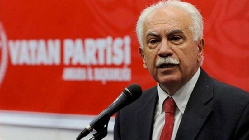 """Doğu Perinçek'ten dikkat çeken çıkış! """"Erdoğan kaybediyor"""""""