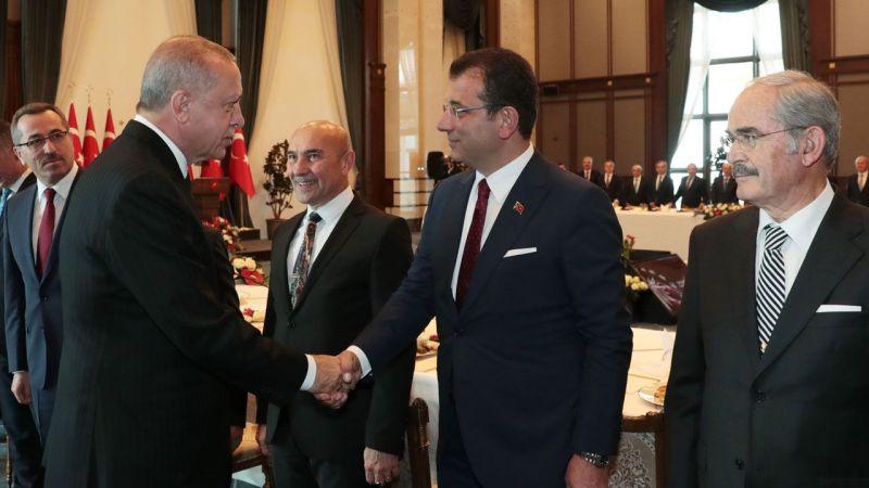 """Ekrem İmamoğlu'ndan """"Cumhurbaşkanlığı""""na yeşil ışık!"""
