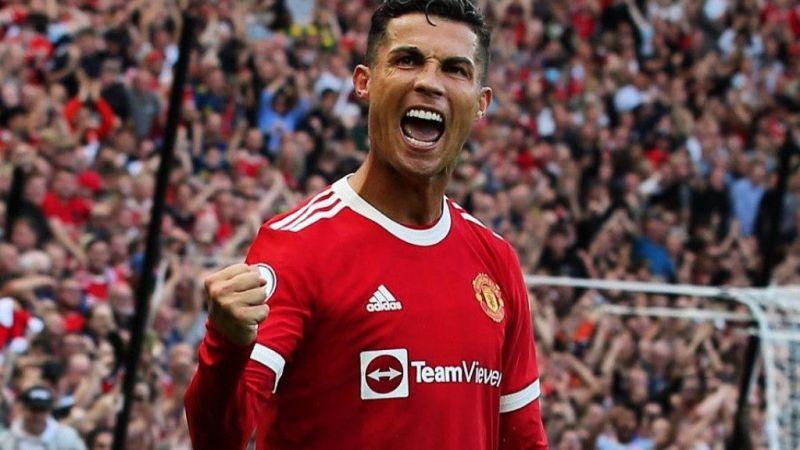 Manchester United, Ronaldo'nun 2 golüyle kazandı!