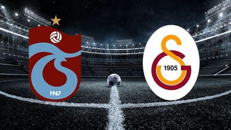 Galatasaray, Trabzon'da galibiyeti kaçırdı!
