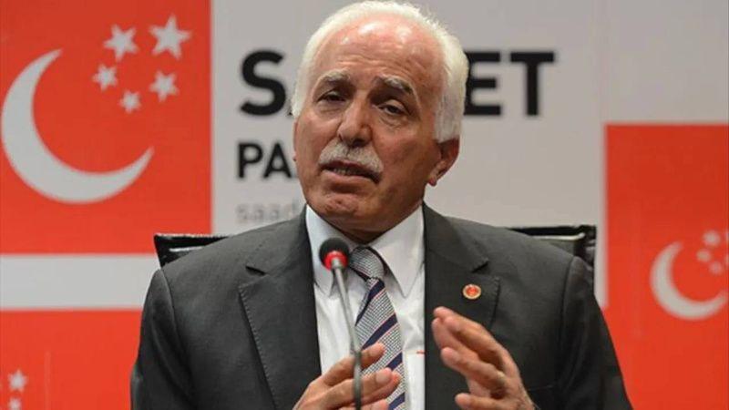 Mustafa Kamalak: Erdoğan için başka yol yok