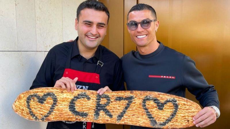 Ronaldo'dan CZN Burak'a teklif