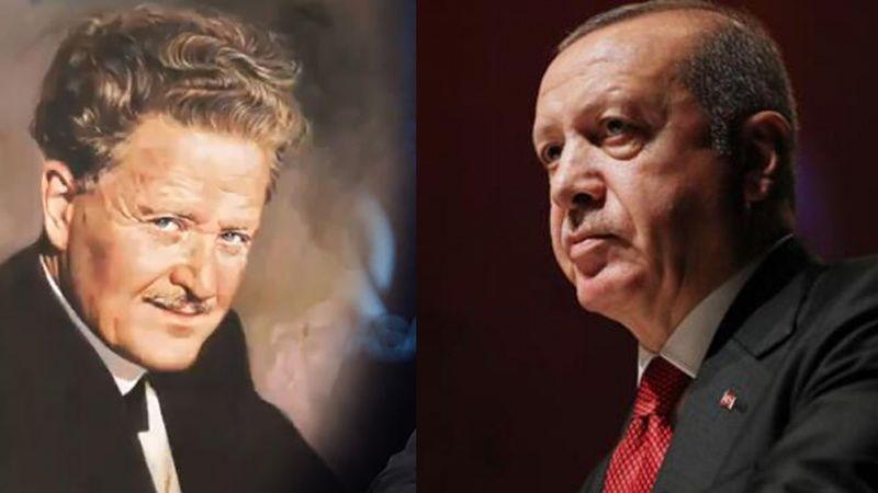 Cumhurbaşkanı Erdoğan'ın okuduğu Kuvayı Milliye destanı şiirinin sözleri neler?