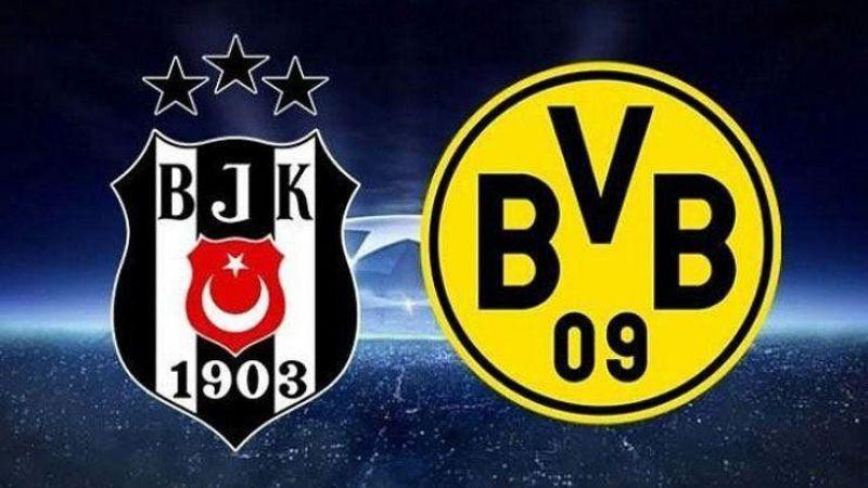 Beşiktaş-Borussia Dortmund maçı ne zaman, hangi kanalda?