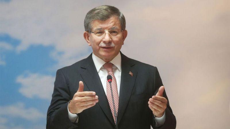 """Ahmet Davutoğlu, """"Yeni bir çözüm süreci başlatabiliriz"""""""
