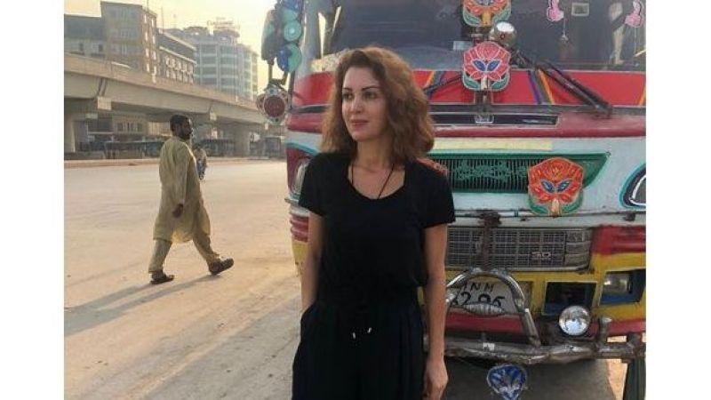 Nagehan Alçı, Afganistan yolunda! Kabil yollarında…