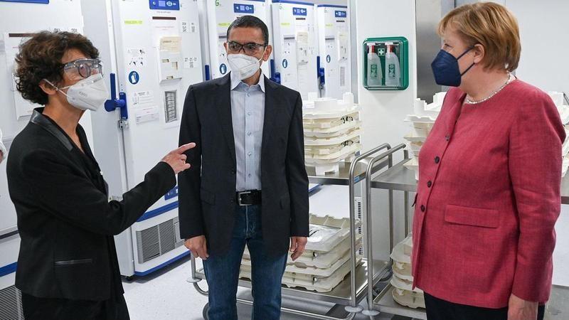 AB yönetimi BioNTech'in aşısını karşı çıkmış!