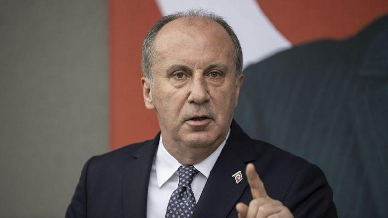 Muharrem İnce, yeniden Cumhurbaşkanı adayı olacağını açıkladı!