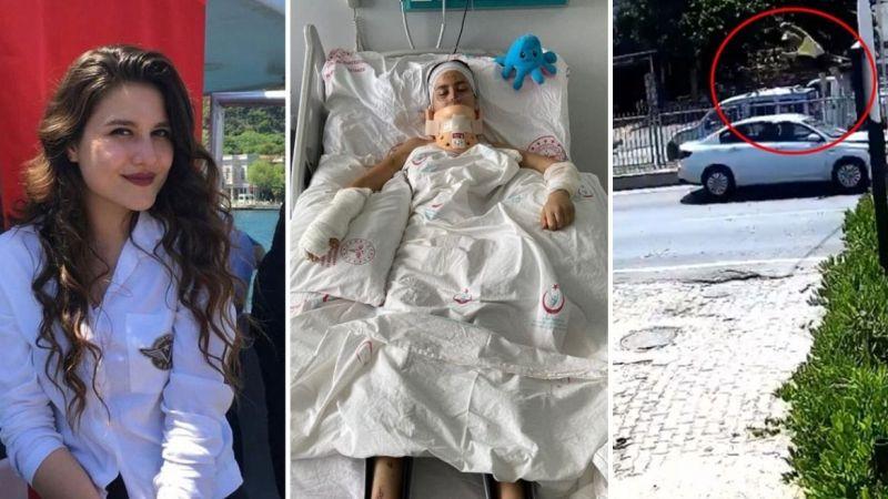 Genç kızı felç bırakan NATO görevlisi serbest