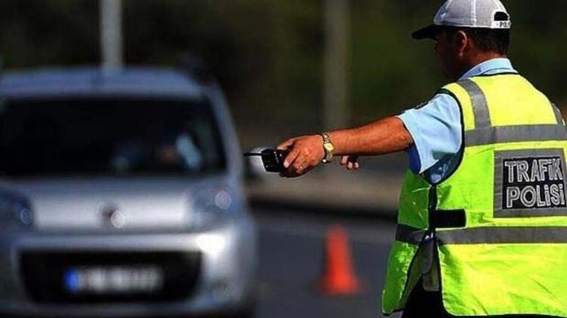 8 ayda 12 milyon trafik cezası kesildi