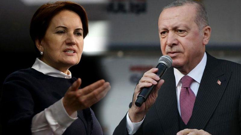 Meral Akşener'den Cumhurbaşkanı Erdoğan'a EYT çağrısı
