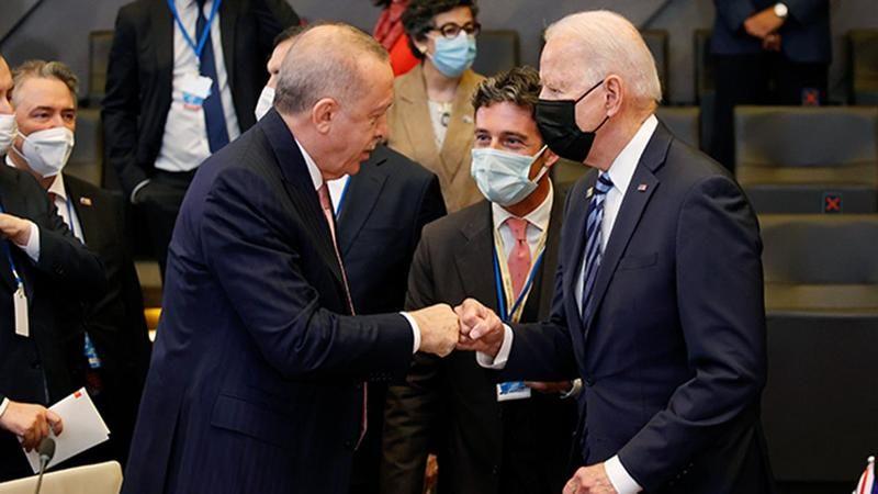 Erdoğan: Biden ile durum iyi gitmiyor