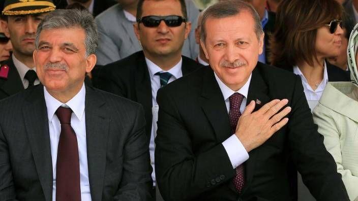 Erdoğan gizlice Gül ile görüştü!
