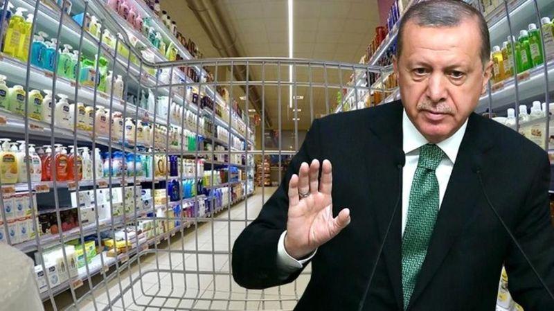 Erdoğan'ın işaret ettiği 5 zincir market için harekete geçildi!