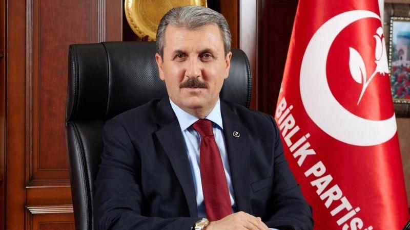 Mustafa Destici: Ben de EYT'liyim, bu sorun çözülmeli