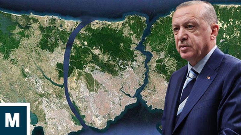 """Yargı Kanal İstanbul'daki yapılaşmaya """"Dur"""" dedi!"""