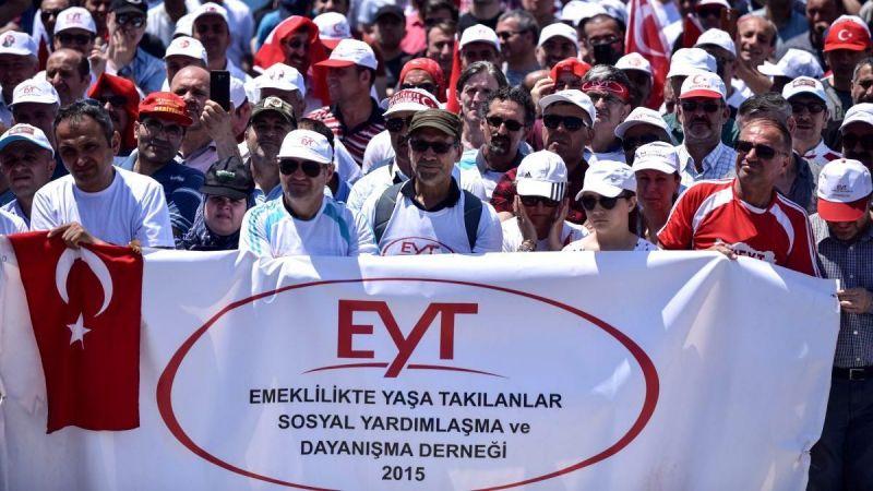 """""""EYT haktır bu ülkenin değerlerini üretenlerin hakkıdır"""""""