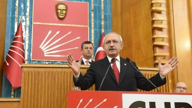 CHP Genel Başkanı Kemal Kılıçdaroğlu'nun Grup Toplantısında Yaptığı Açıklamalar