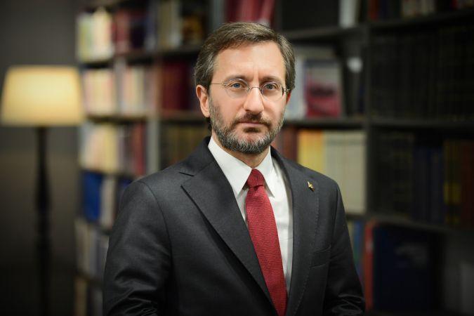 Cumhurbaşkanlığı İletişim Başkanı Altun'dan, 10 Ocak Çalışan Gazeteciler Günü mesajı: