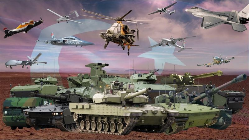Türk Dış Politikası Kapsamında Savunma Sanayimiz