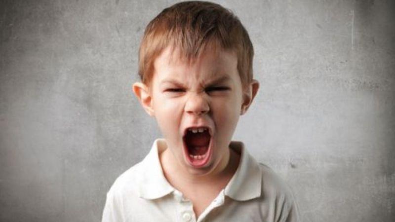 Çocuklar ve Öfke
