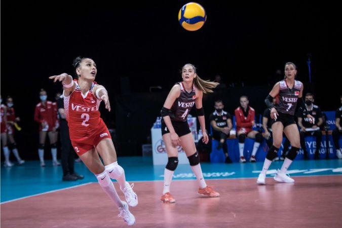 Filenin Sultanları Japonya'ya 3-1 mağlup oldu