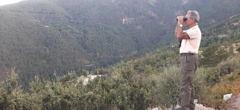 Aydın'da 24 saat yangın nöbeti