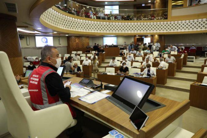 Büyükşehir Meclisi Olağanüstü Toplandı