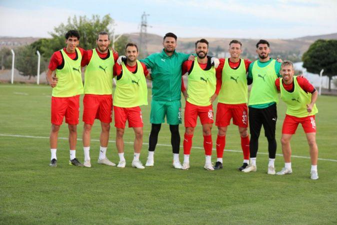 Demir Grup Sivasspor'umuzda Gaziantep FK Mesaisi Başladı