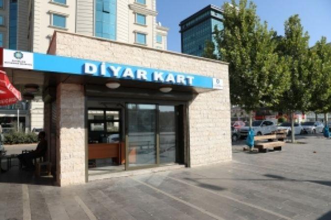 Diyarbakır Büyükşehir Belediyesi: DBB'den yeni Diyarkart bürosu