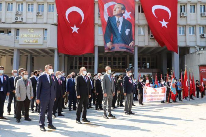 Başkanımız Dr.Ömer Selim ALAN, Gaziler Günü Programına Katıldı