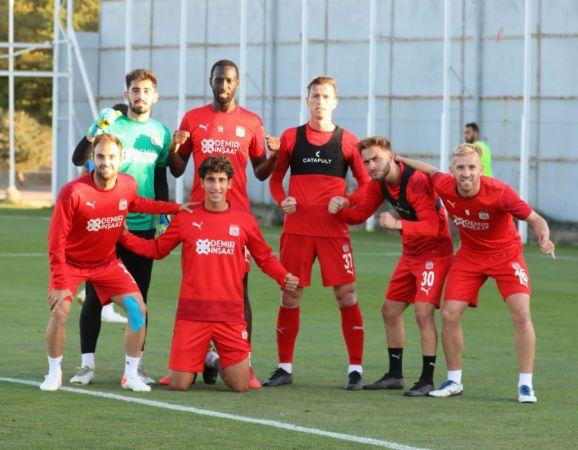 Fraport TAV Antalyaspor Maçının Hazırlıkları Sürüyor